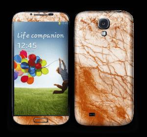 Rusten marmor Skin Galaxy S4
