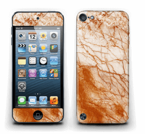 Rusten marmor Skin IPod Touch 5th Gen