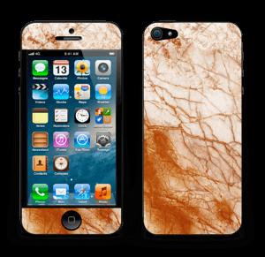 Rusten marmor Skin IPhone 5