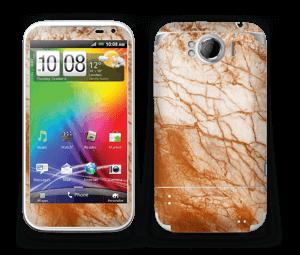 Rusten marmor Skin Sensation XL