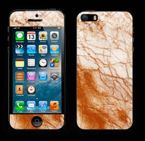 Rusty marble stone