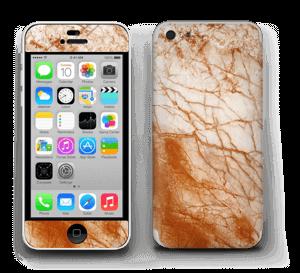 Rusten marmor Skin IPhone 5c
