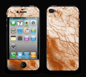 Rusty marble Skin IPhone 4/4s