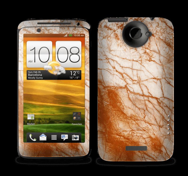 Rusten marmor Skin One X