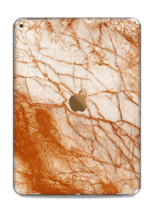 Rusty marble stone
