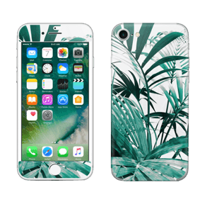 Green leaves Skin IPhone 7