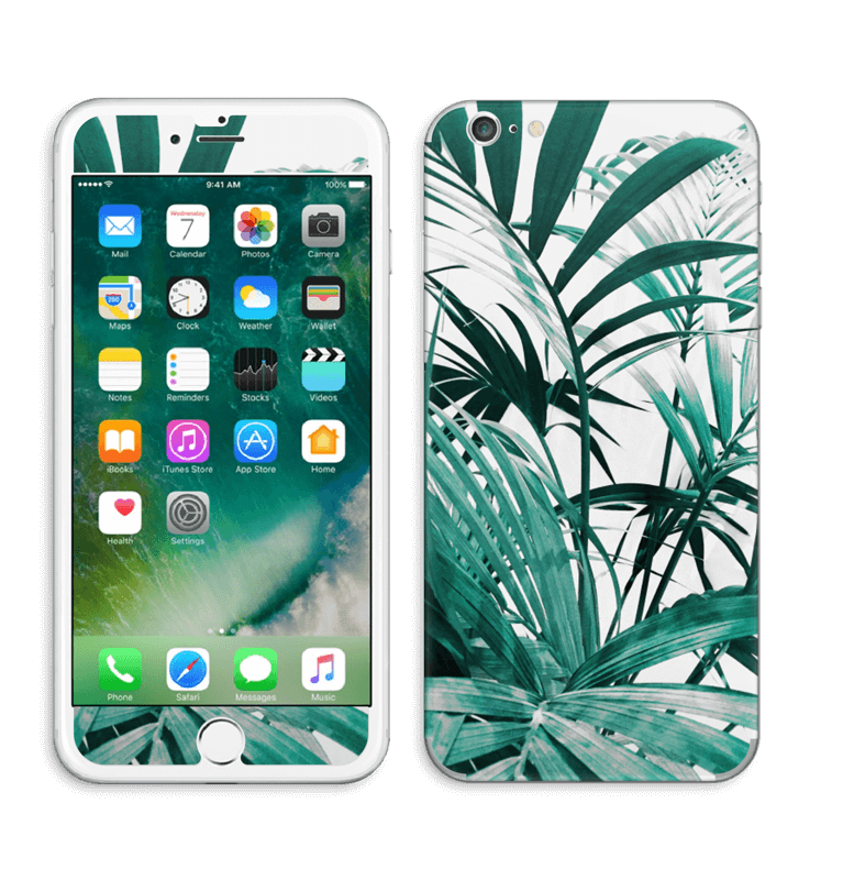 Jungle tropicale Skin IPhone 6 Plus
