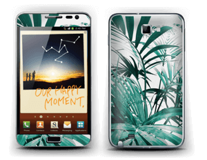 Tropical feelings Skin Galaxy Note