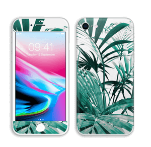 Tropical feelings skin IPhone 8