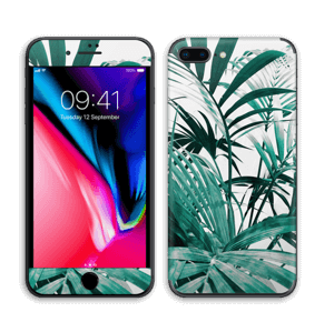 Tropisk Jungel Skin IPhone 8 Plus