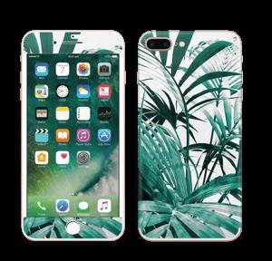 Tropisk Jungel Skin IPhone 7 Plus