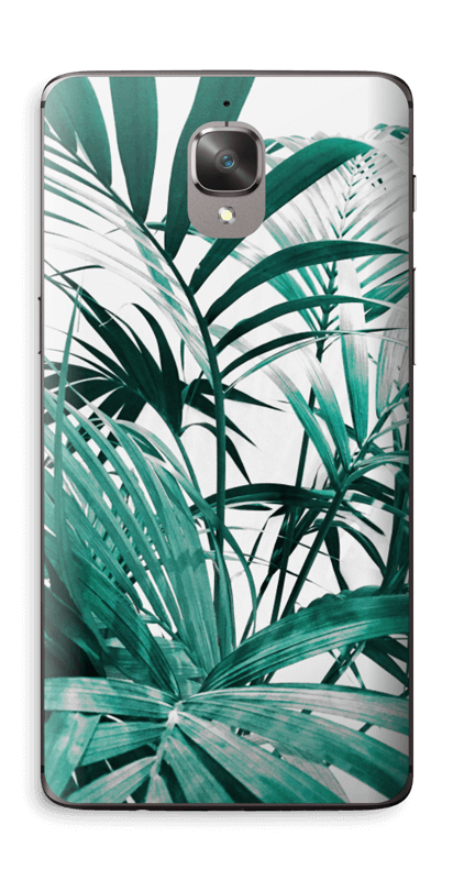 Jungle tropicale Skin OnePlus 3