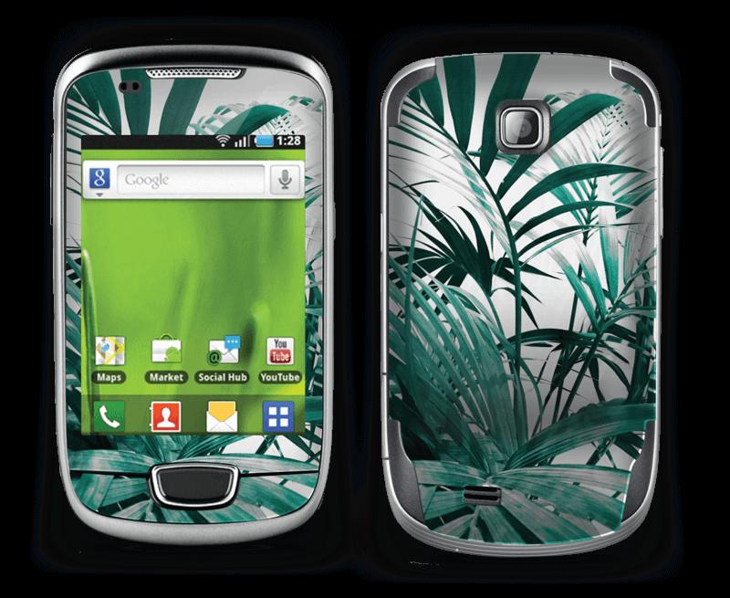 Jungle tropicale Skin Galaxy Mini