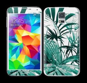 Tropisk Jungel Skin Galaxy S5