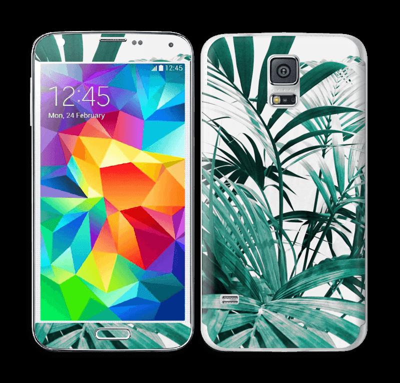 Jungle tropicale Skin Galaxy S5