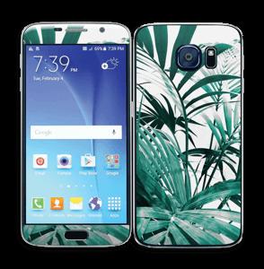 Tropisk Jungel Skin Galaxy S6