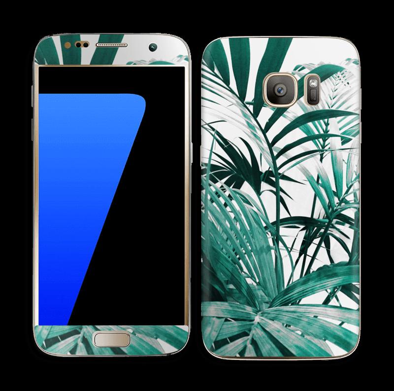 Jungle tropicale Skin Galaxy S7