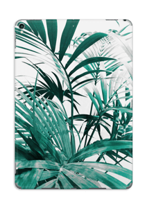 Jungle tropicale Skin IPad Pro 10.5