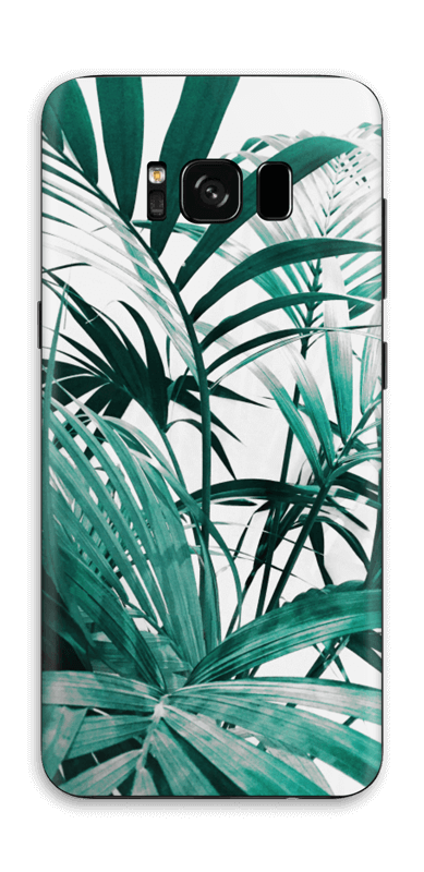 Jungle tropicale Skin Galaxy S8