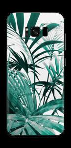Tropisk Jungel Skin Galaxy S8 Plus