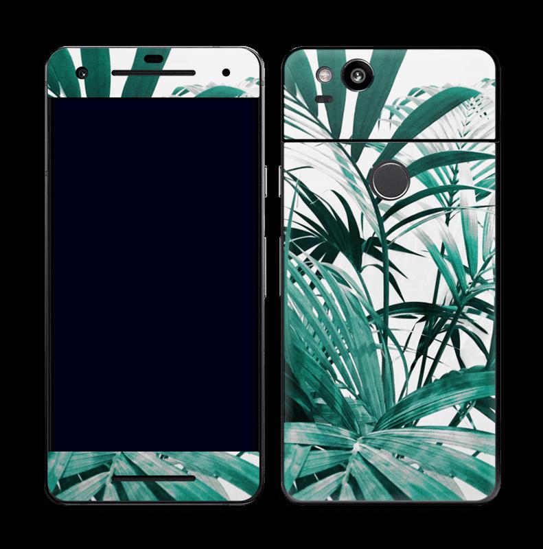 Jungle tropicale Skin Pixel 2