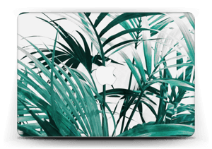 Green leaves Skin MacBook Air 13""