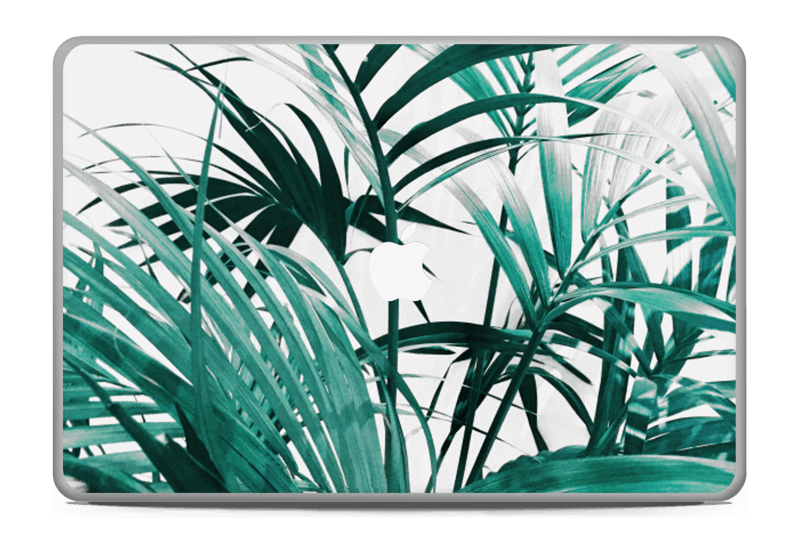 "Jungle tropicale Skin MacBook Pro 17"" -2015"