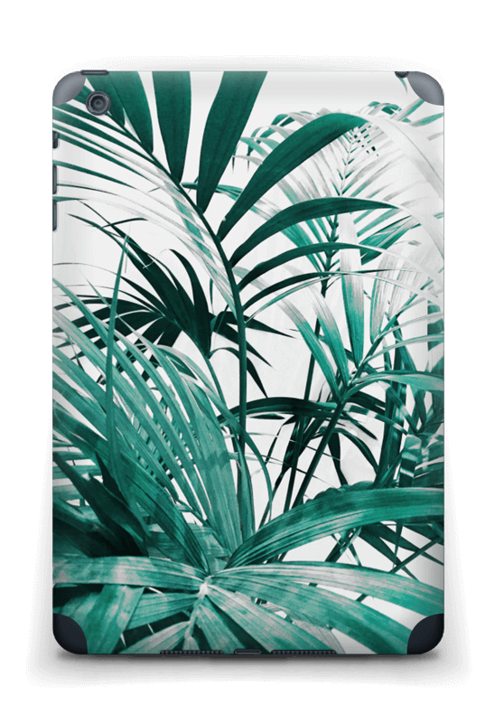 Jungle tropicale Skin IPad mini 2 back