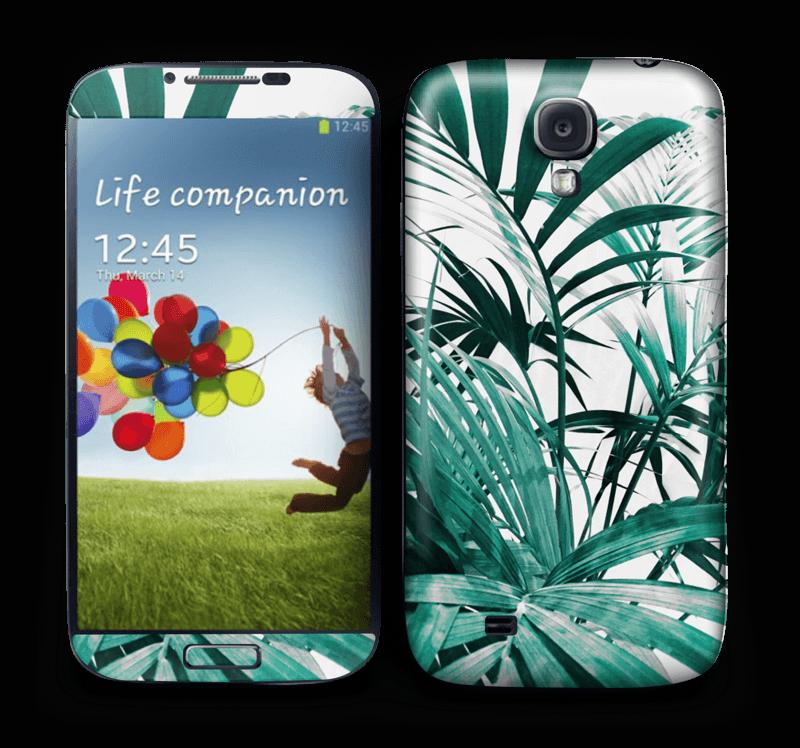 Jungle tropicale Skin Galaxy S4