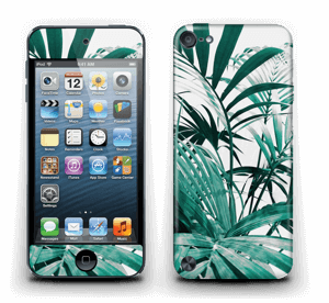 Tropenpflanze Skin IPod Touch 5th Gen