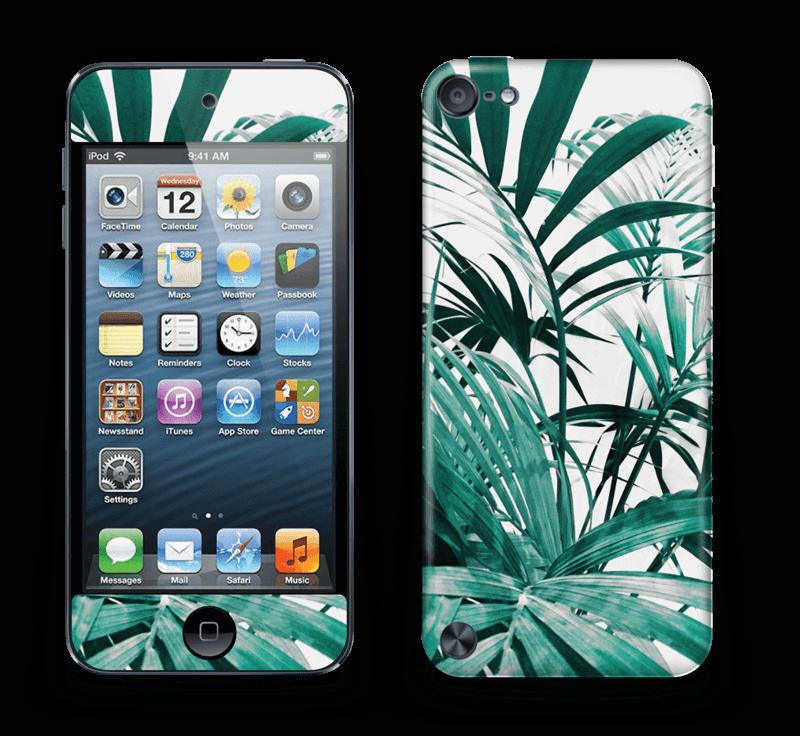Jungle tropicale Skin IPod Touch 5th Gen