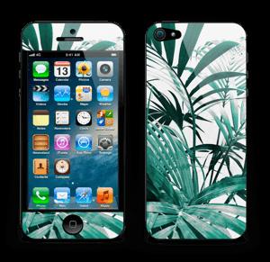Tropisk Jungel Skin IPhone 5
