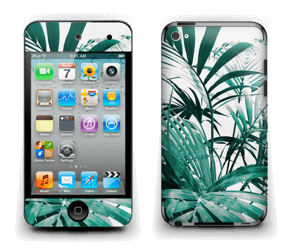 Tropisk Jungel Skin IPod Touch 4th Gen