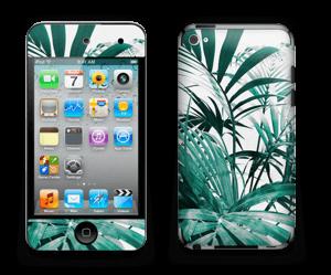 Jungle tropicale Skin IPod Touch 4th Gen