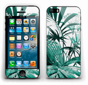 Jungle tropicale Skin IPhone 5s