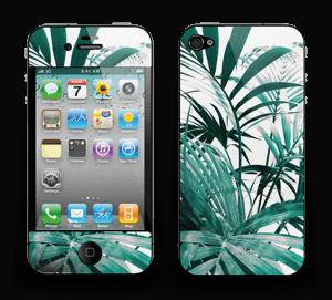 Tropisk Jungel Skin IPhone 4/4s