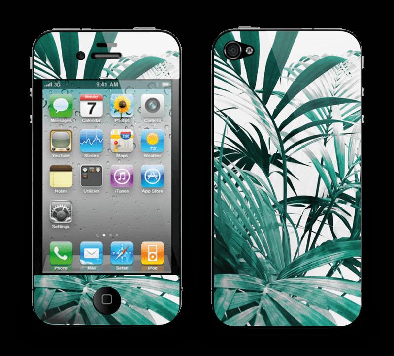 Jungle tropicale Skin IPhone 4/4s