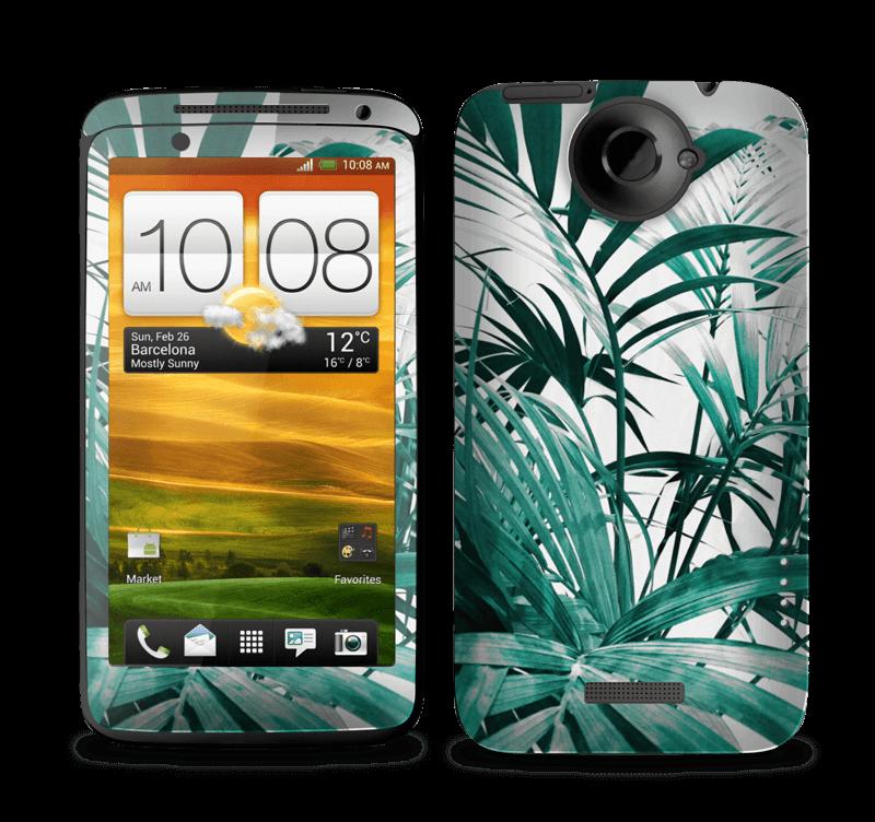 Jungle tropicale Skin One X