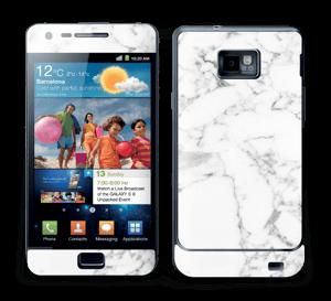 Carrara marble Skin Galaxy S2