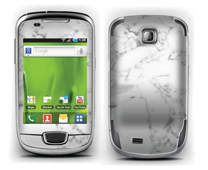 Carrara marble Skin Galaxy Mini
