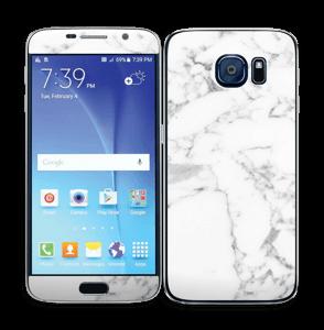 Carrara marble Skin Galaxy S6