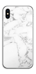 Vacker marmor Skin IPhone X