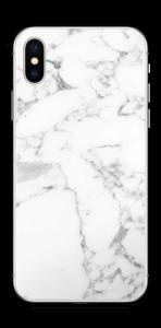 Carrara marble Skin IPhone X