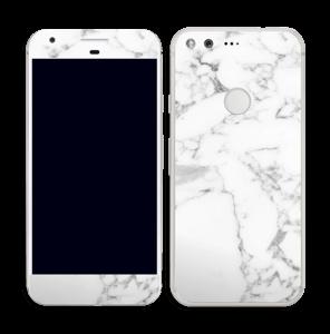 Carrara marble Skin Pixel
