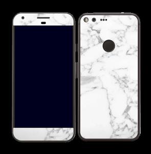 Carrara marble Skin Pixel XL