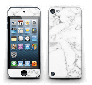 Carrara marble Skin IPod Touch 5th Gen