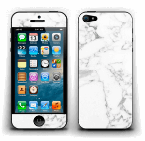 Carrara marble Skin IPhone 5