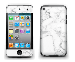 Carrara marble Skin IPod Touch 4th Gen