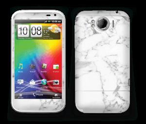 Carrara marble Skin Sensation XL
