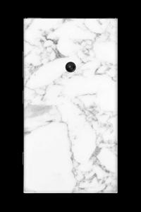 Carrara marble Skin Nokia Lumia 920